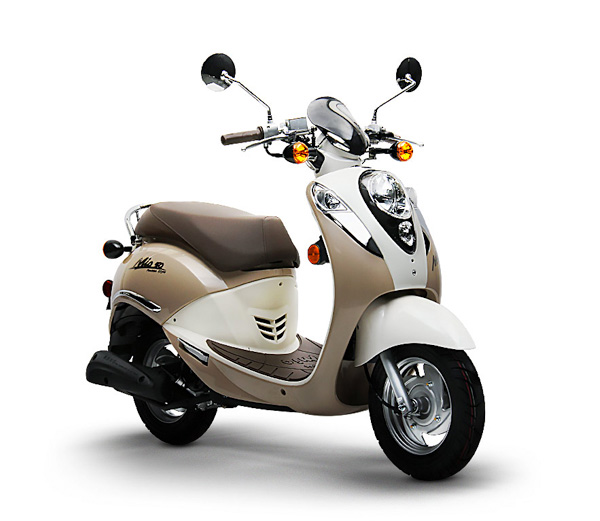 HB Scooters – SYM Mio 50